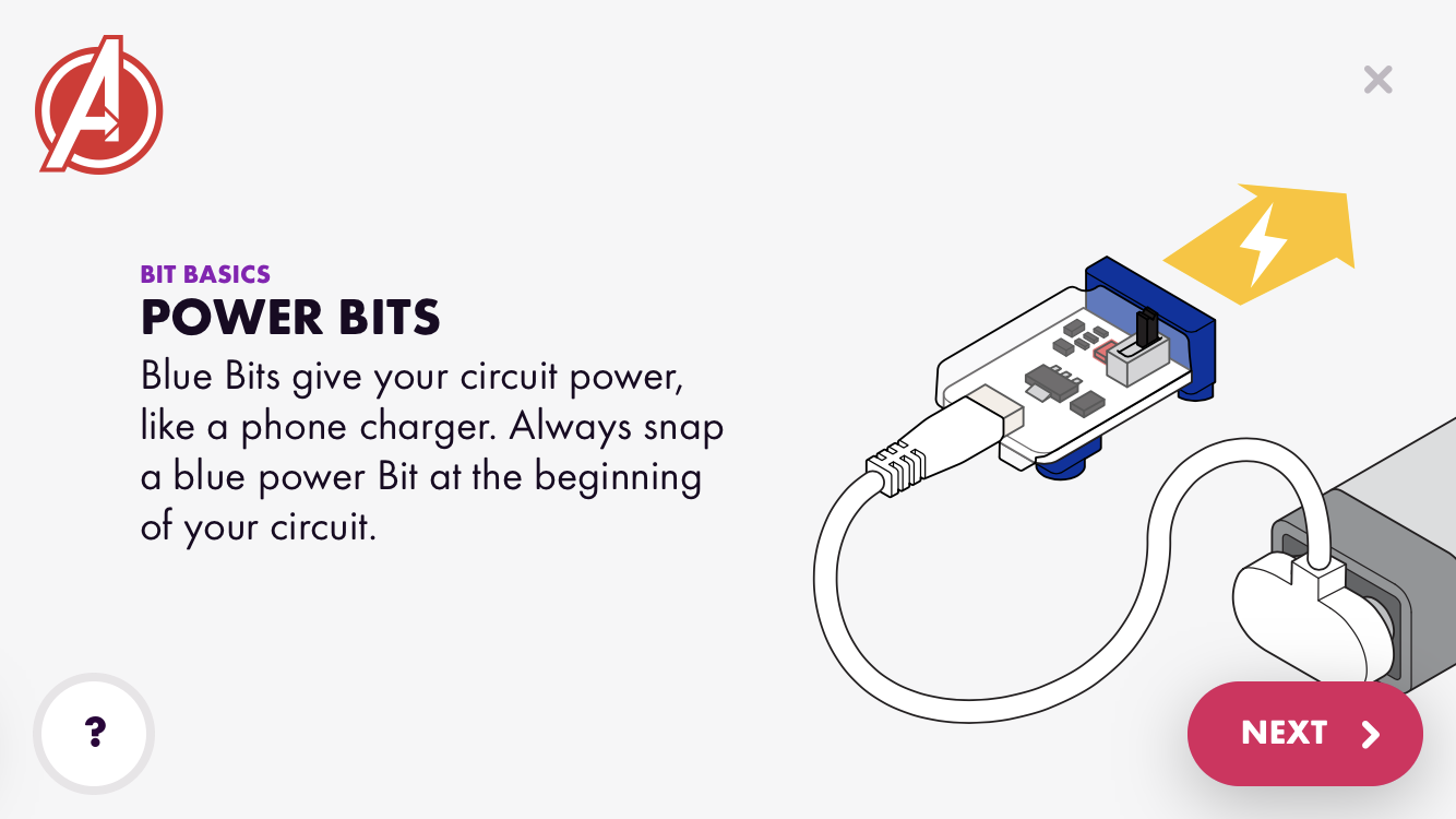 littleBits Invent App